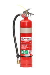 2L Wet Chemical fireco