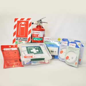 Workplace Fire Safety Kit