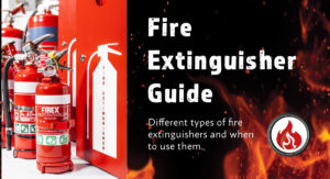 fire extinguisher guide