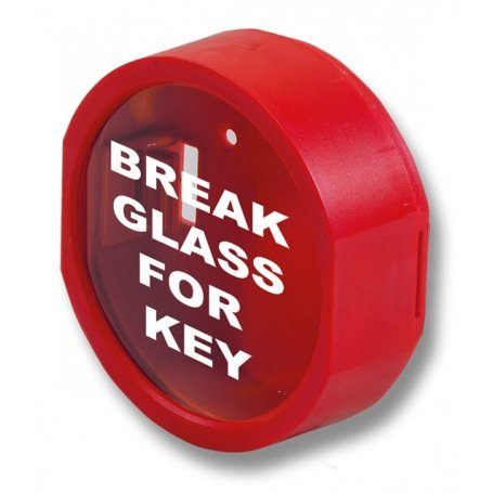 Break Glass Box For Key