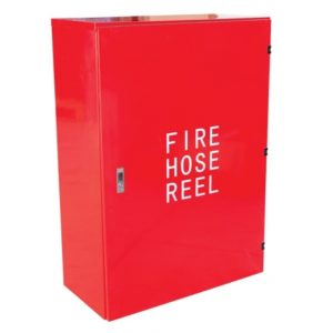 hose reel cabinet push lock