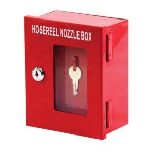 hose reel nozzle box