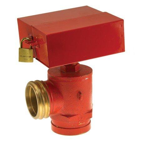 hydrant locking wheel metal 1