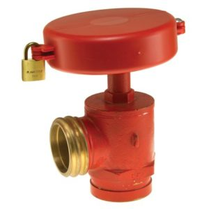 hydrant locking wheel plastic 1