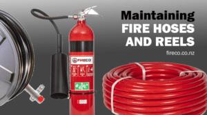 servicing fire hoses