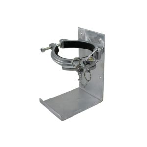 vehicle bracket cannon style 45kg galvanised