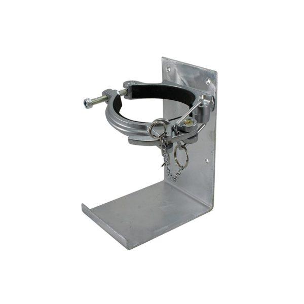 vehicle bracket cannon style 45kg galvanised