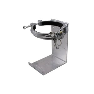 vehicle bracket cannon style 90kg galvanised