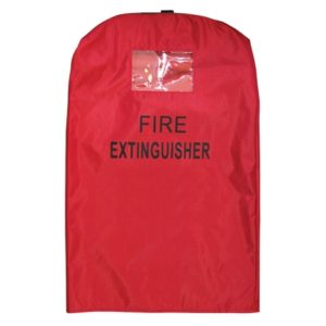 window vinyl extinguisher cover suitable for 9kg extinguishers