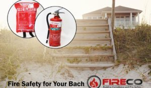 Bach, Boat, Caravan & Tent: getting fire safety sorted for summer!