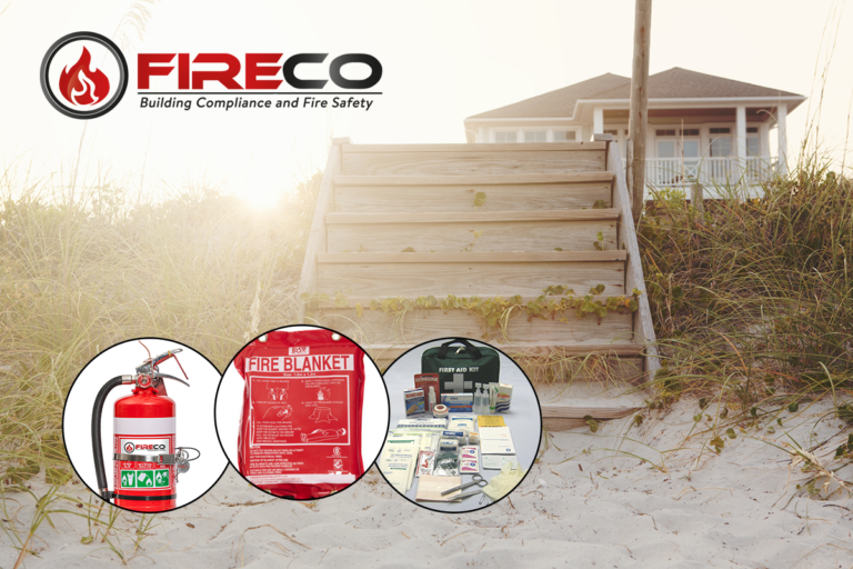 Summer Fire Safety Package