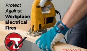 Protect against workplace electrical fires: How Test & Tag can save your life