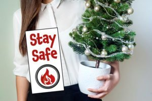xmas fire safety