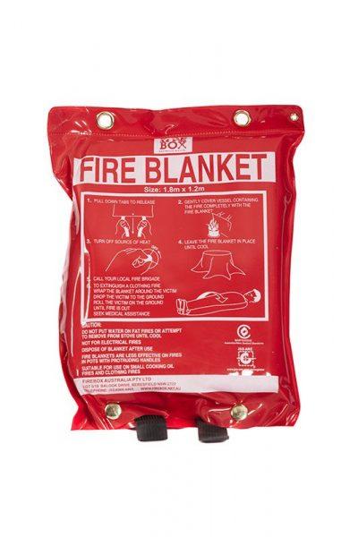 Fire Blanket (1.2m x 1.2m)